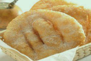 Receta de tortas fritas con mate