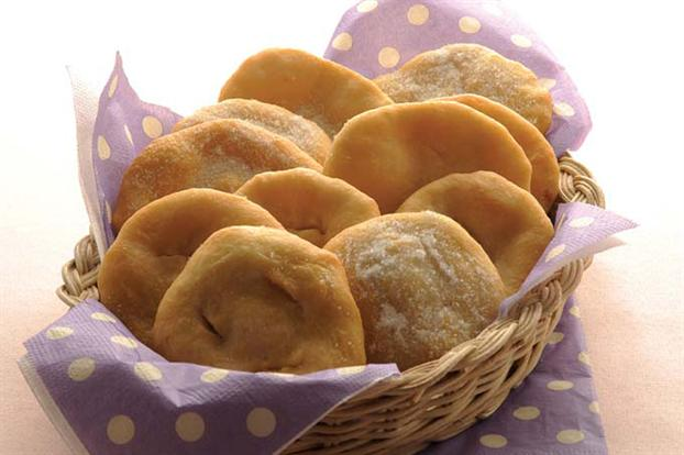 Tortas fritas de Zapallo
